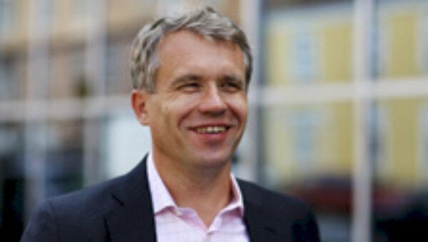 Inwido Finlandin toimitusjohtaja Timo Luhtaniemi