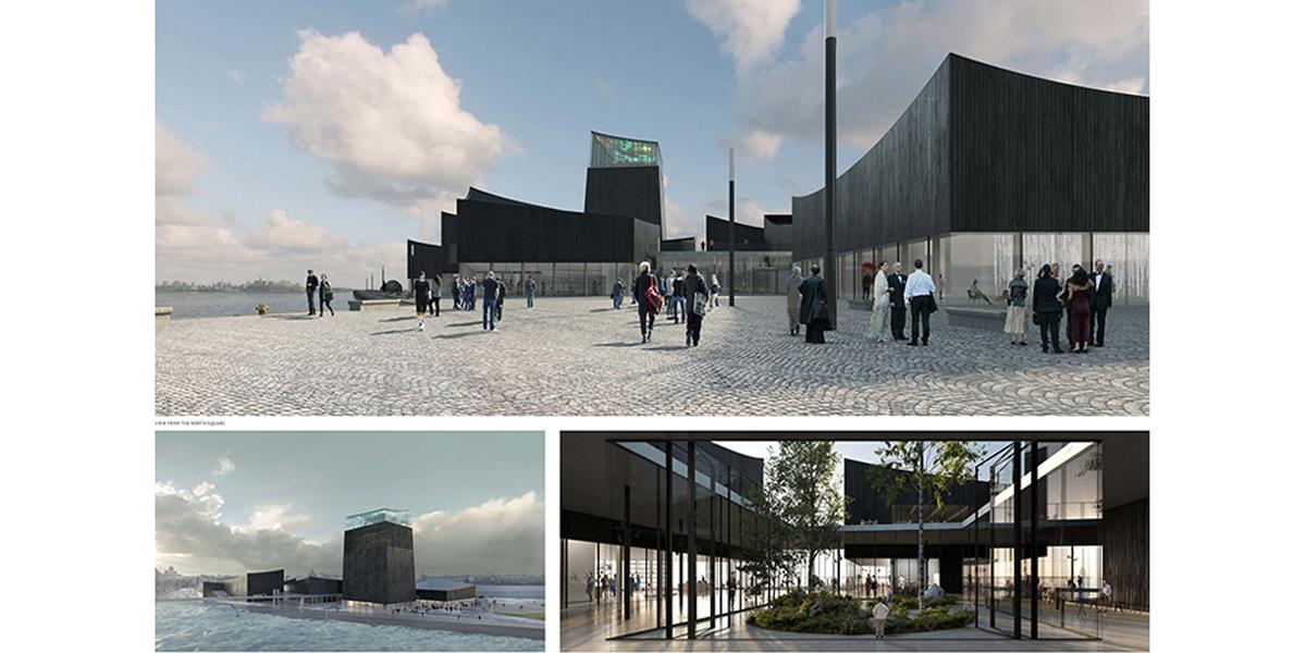 Guggenheim Helsingin voittajatyö