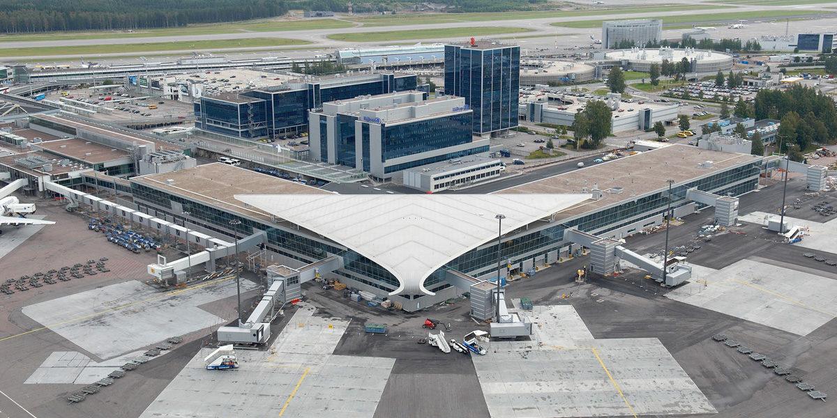 työpaikat lentoasema Vantaa