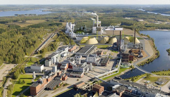 Äänekosken biotuotetehdas on noin 1,2 miljardin euron hanke.