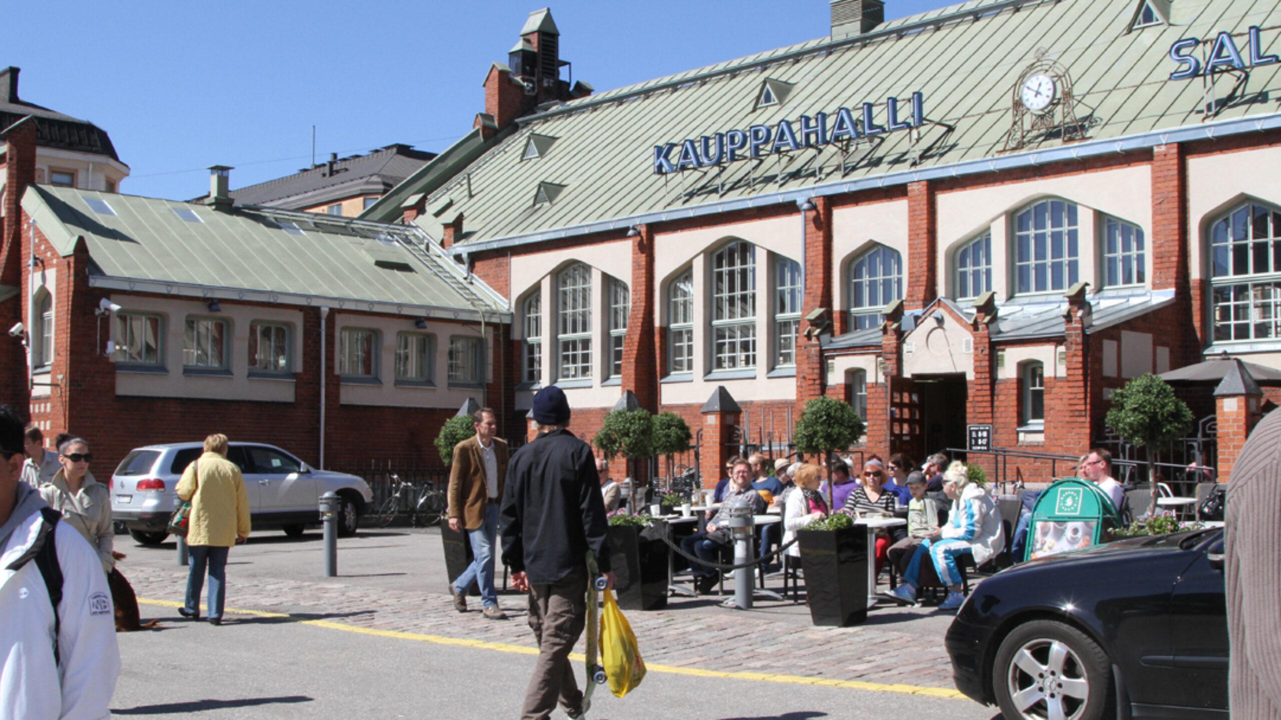 Tilakeskus Helsinki