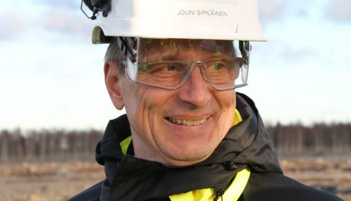 Fennovoiman rakentamisjohtaja Jouni Sipiläinen työskenteli aiemmin Quattrogeminissä Venäjällä.