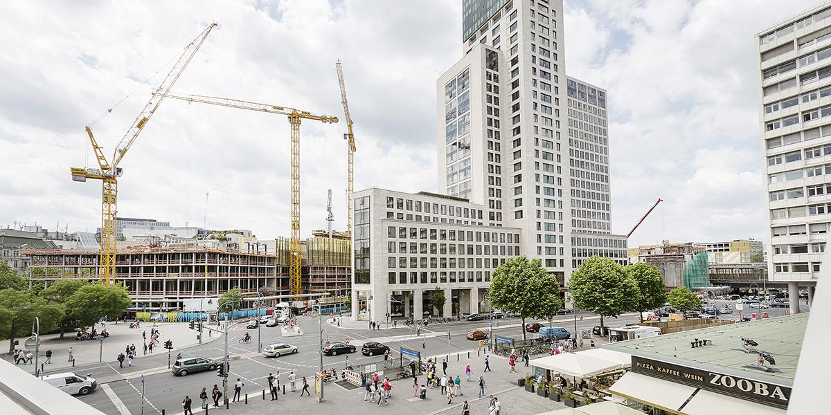 Saksassa rakentaminen kasvaa tänä vuonna kaksi prosenttia.