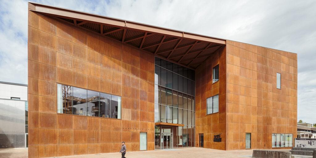 Kangasala-talo on vuoden 2015 betonirakenne   Rakennuslehti
