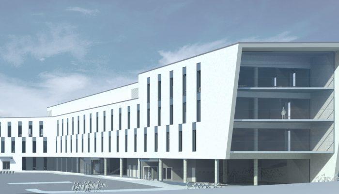 Kuopio+Omasairaala+building