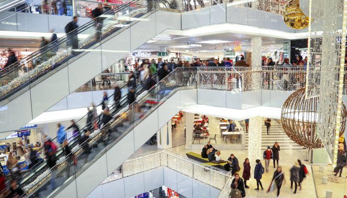 Kauppakeskus Forum on tilastoissa myynniltään Suomen 10 suurimman kauppakeskuksen joukossa.