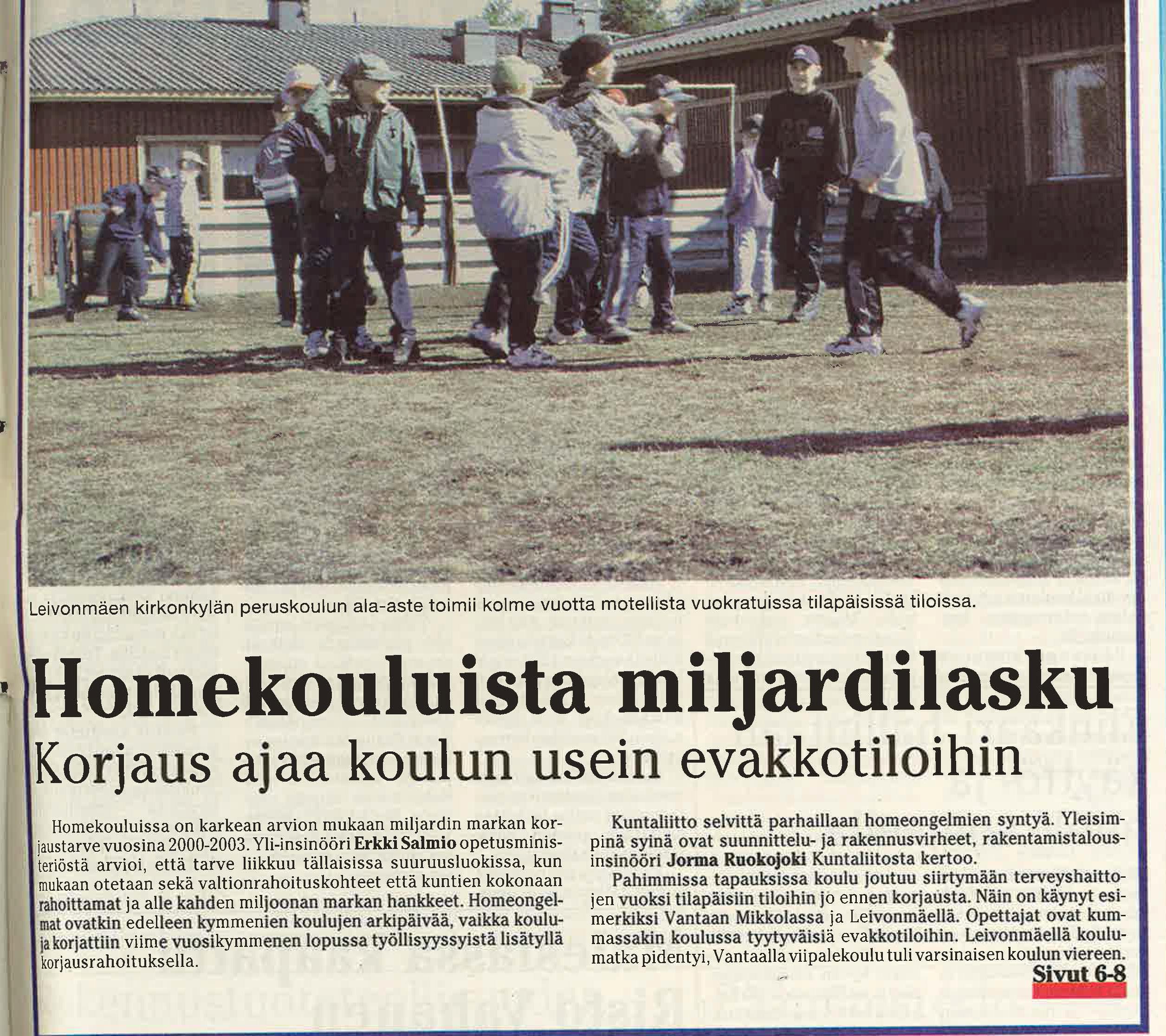 homekoulu