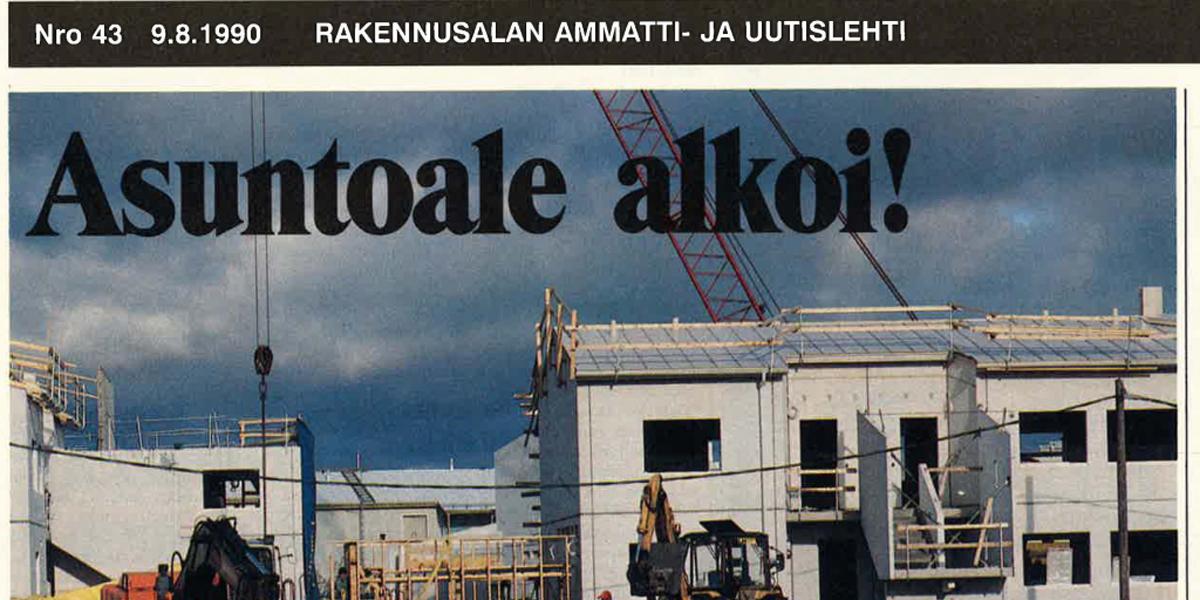 rakennusalan avoimet työpaikat Lappeenranta