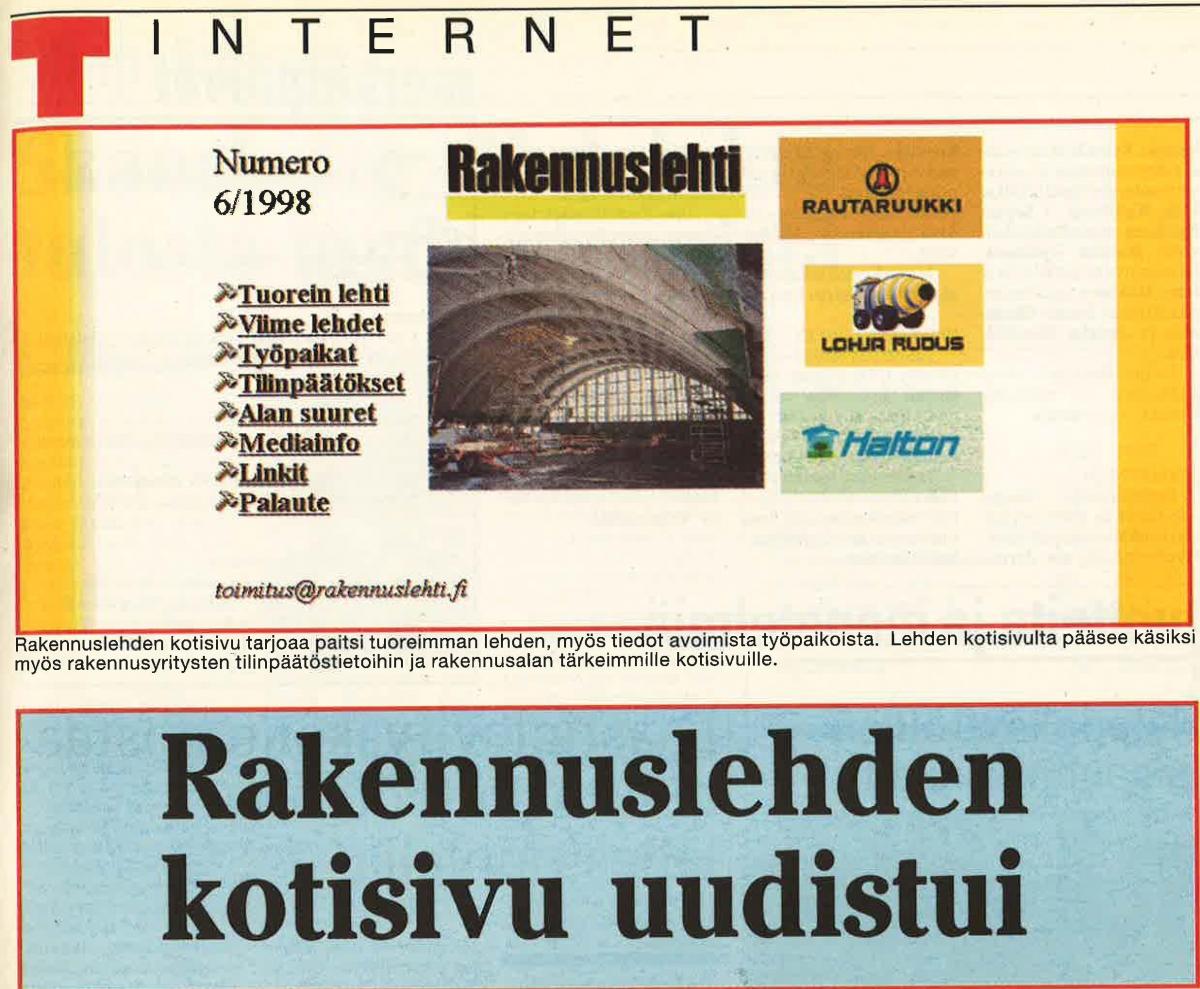 internettiin