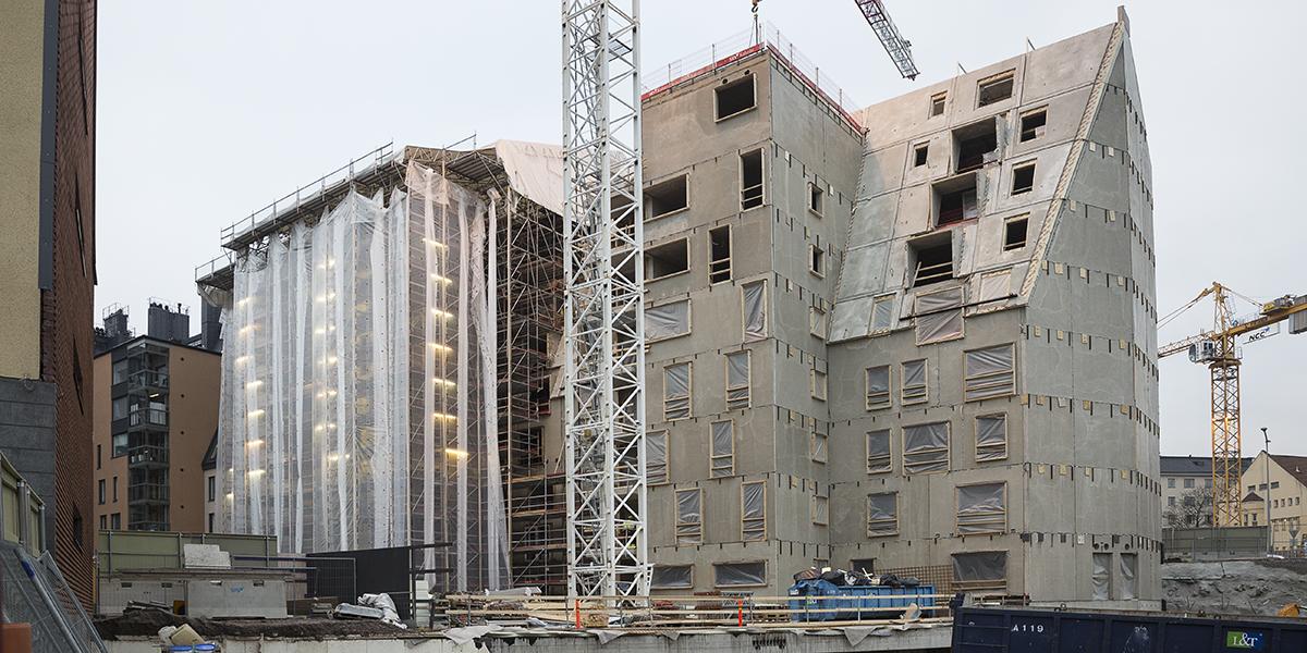 Asuntorakentaminen SRV Kamppi_AK_NET 3901
