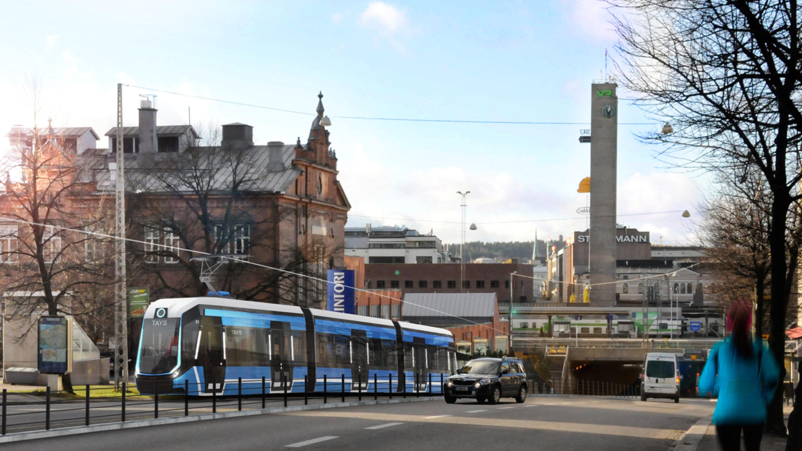 Tampere Pormestari