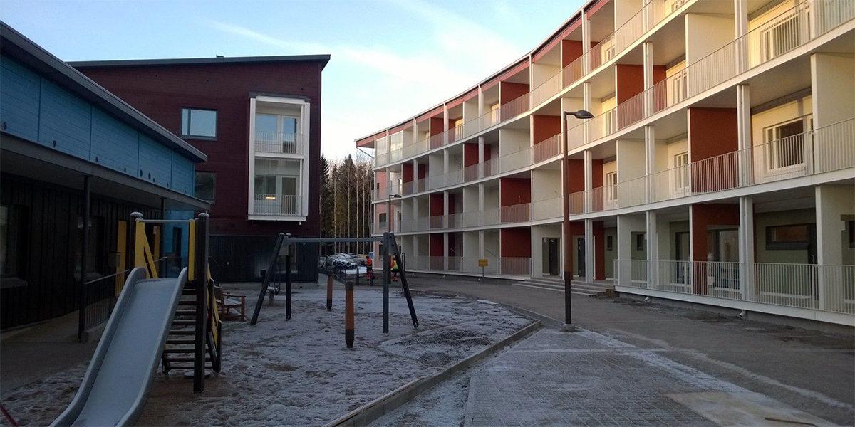 vuokra asunnot helsingin kaupunki Espoo