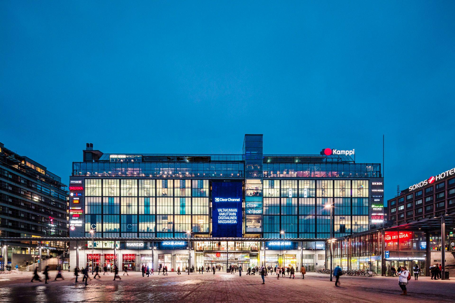 Uusi Kauppakeskus Helsinki