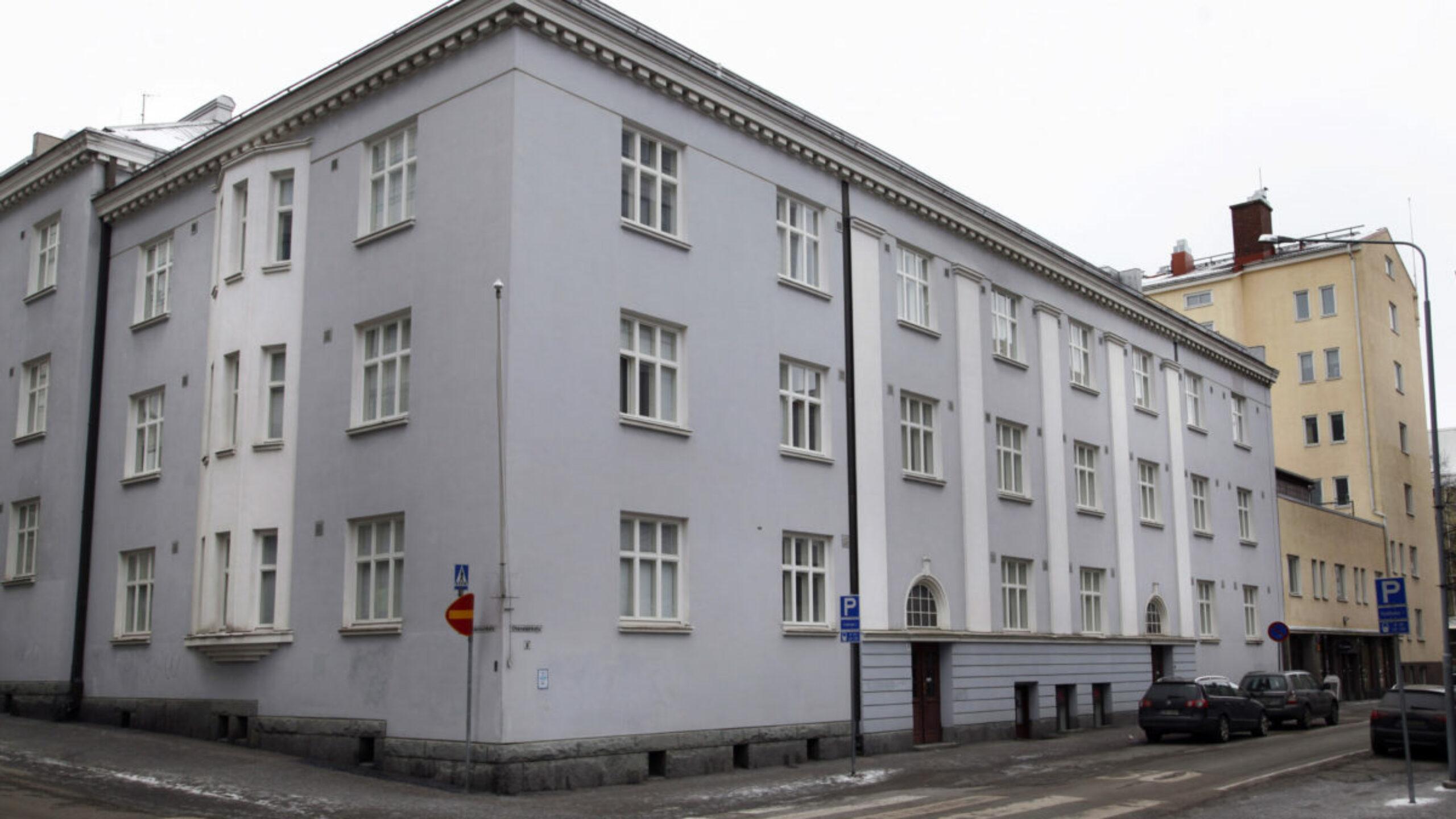 Valipohjien Vesivahingot Johtavat Kerrostalon Purkuun Tampereella Rakennuslehti