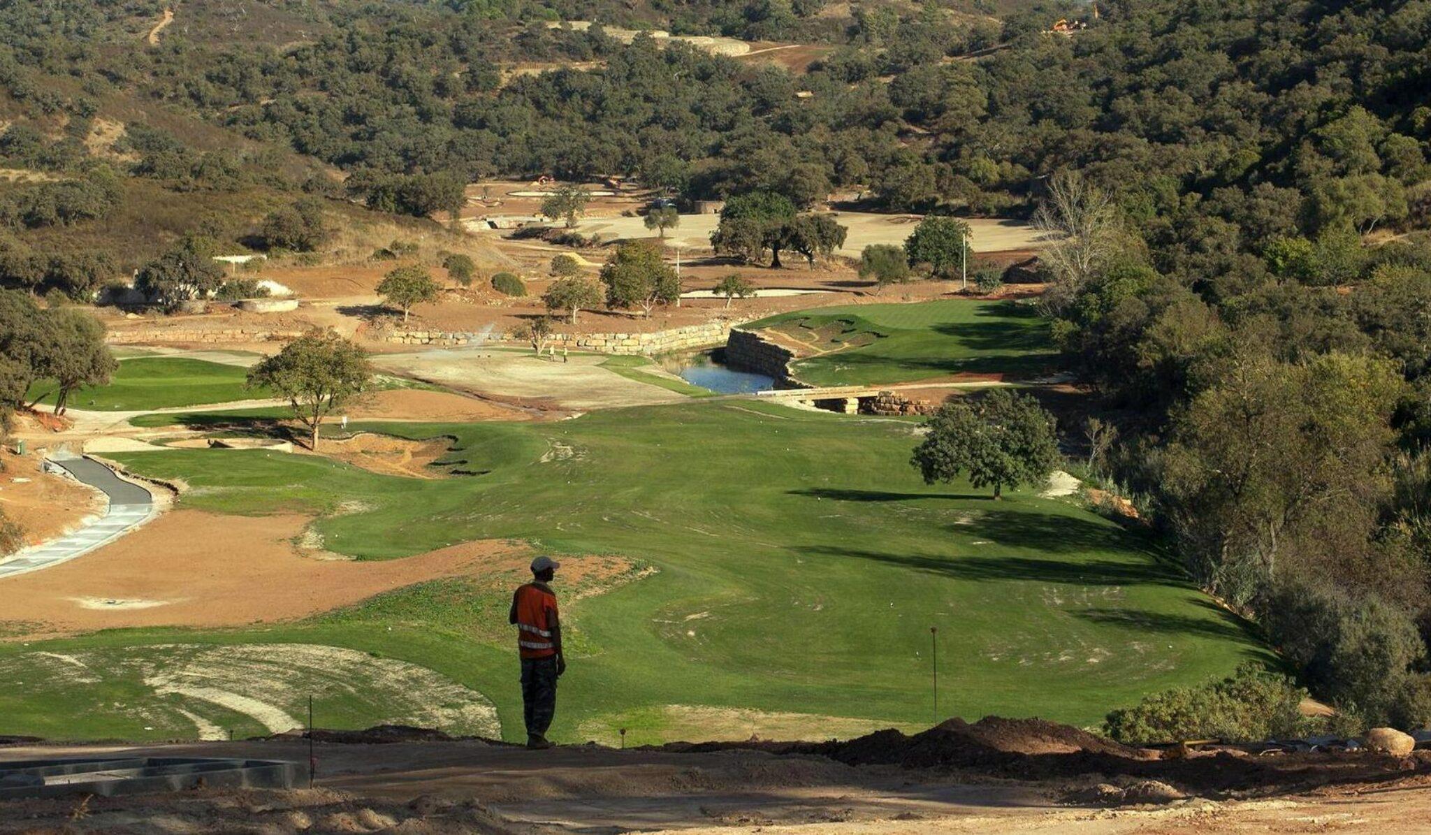 Algarve, golf