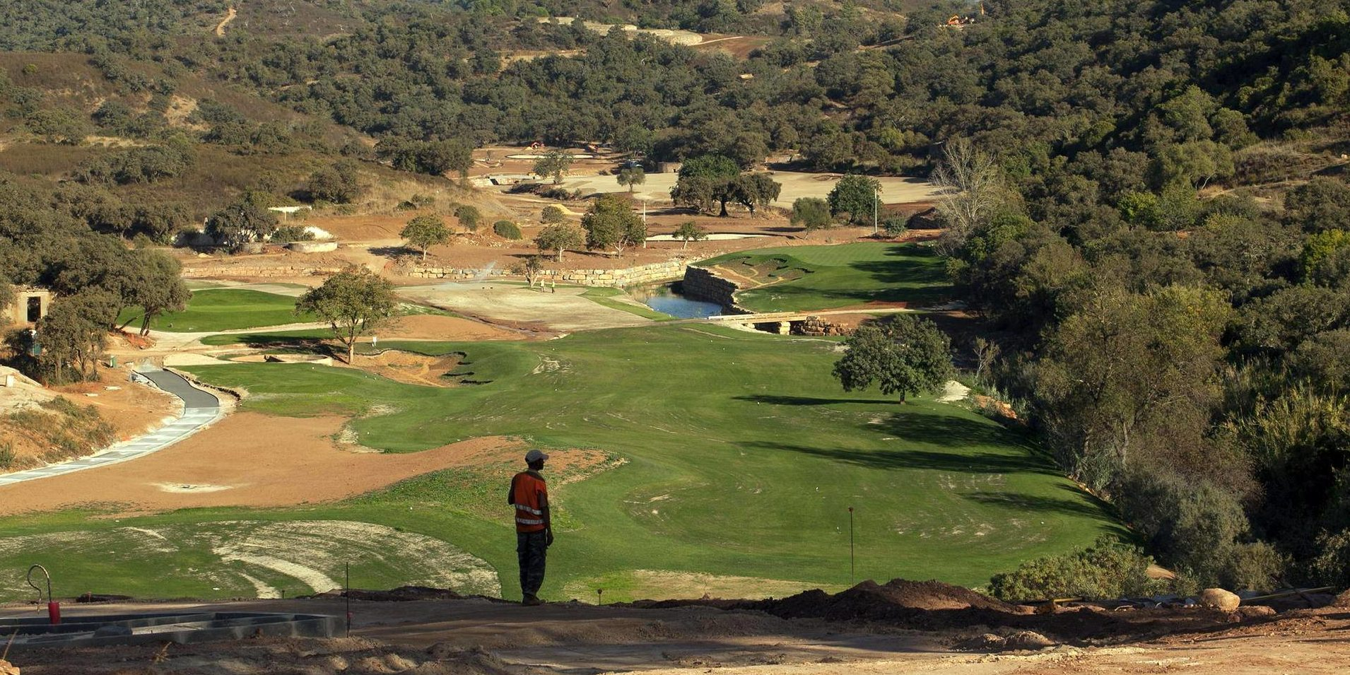 Algarve, golf