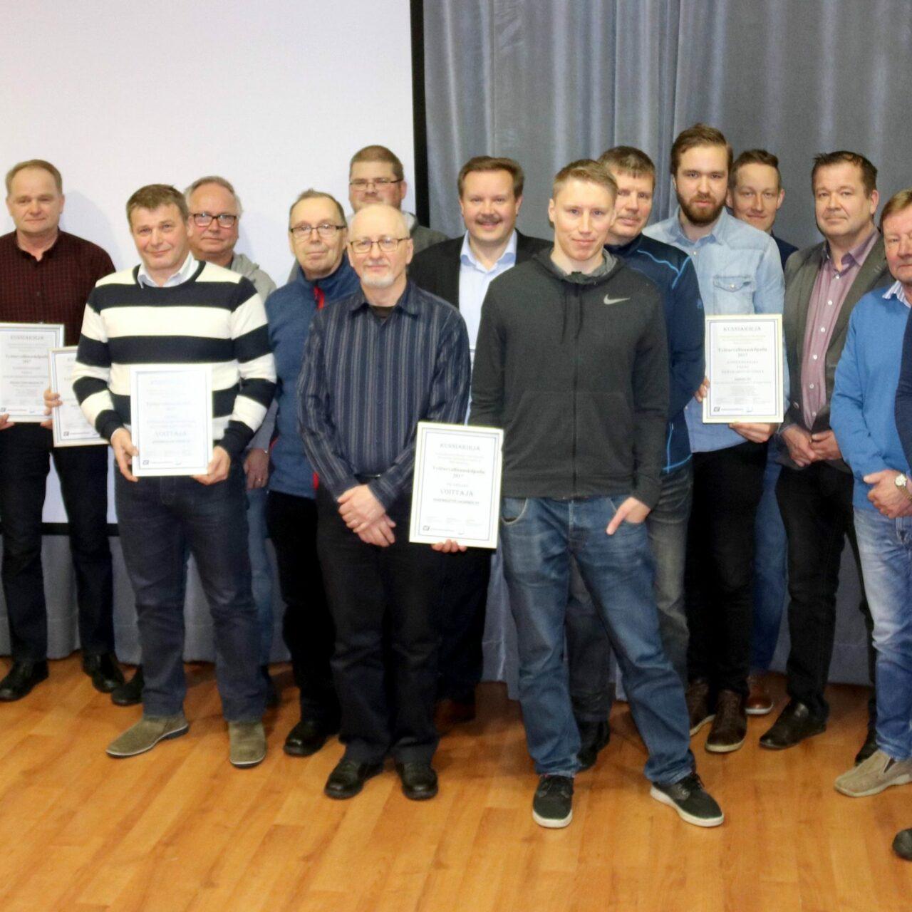 Itä-Suomen työturvallisuuskilpailu