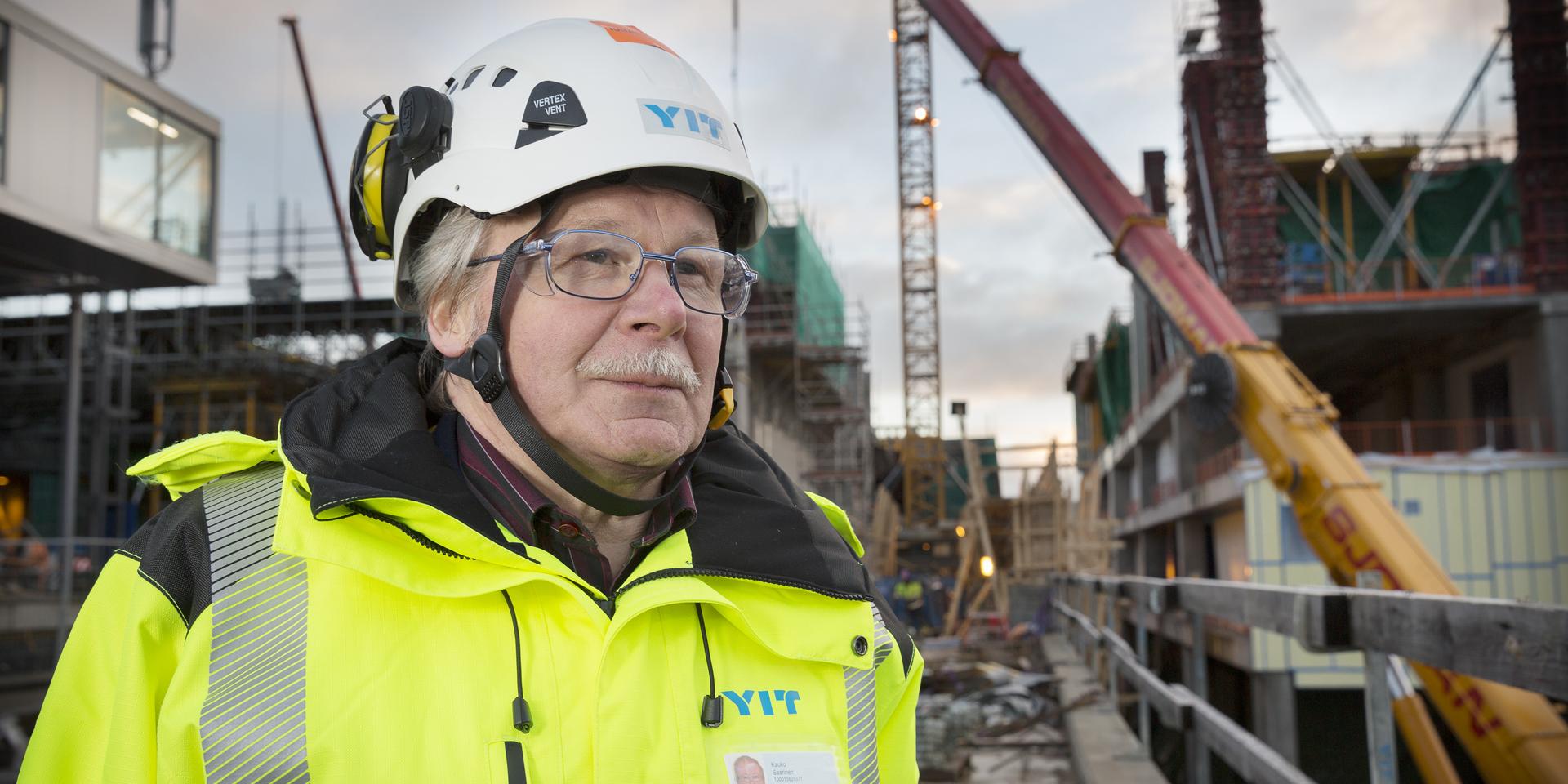 rakennusmestari työpaikat Jyvaskyla