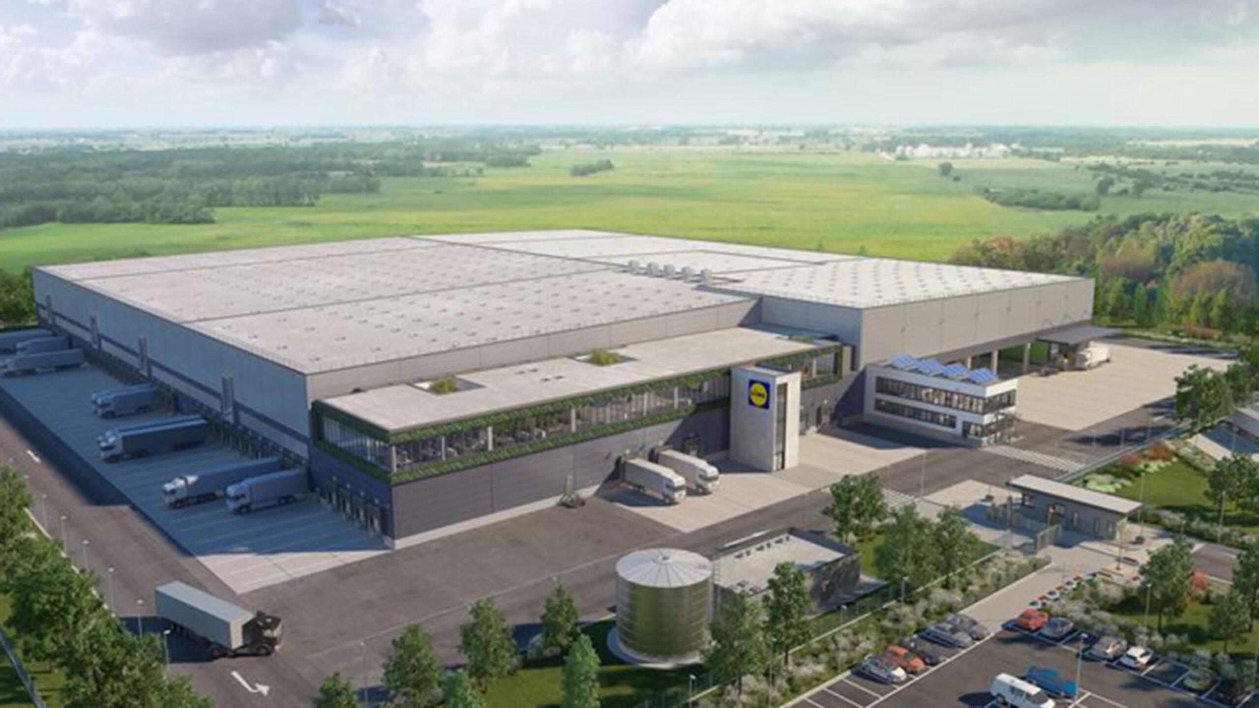 Lidl Logistiikkakeskus