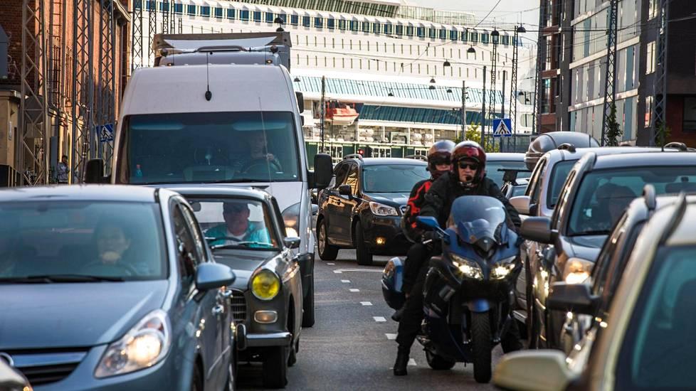 Venture with Air -kilpailu etsii ratkaisuja kaupunkien ilmansaasteongelmaan